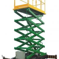 Large picture movable lift table