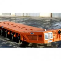 Large picture Manufacture Self-Propelled Module Trailer(SPMT)