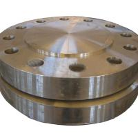 Large picture carbon steel flange