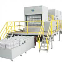 Large picture egg tray machine