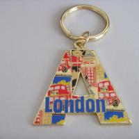 Large picture key chain