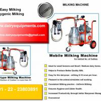 Large picture MILKING MACHINE