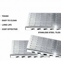 Large picture STAINLESS STEEL TILES