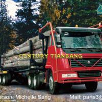 Large picture HOWO Log Carrier Truck