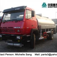 Large picture SINOTRUK_STEYR OIL TANK TRUCK