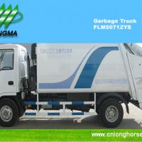 Large picture Garbage Truck,Compress Garbage Truck,Waste Compact