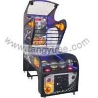 Large picture coin Basketball machine