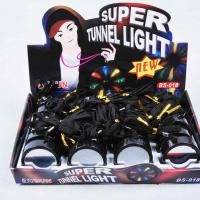 Large picture flashlight tunnel light