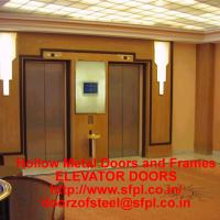 Large picture Hollow metal doors, frames and architectural door