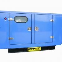 Large picture Silent diesel generator