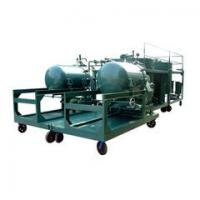 Large picture engine lubricating oil purifier