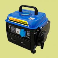 Large picture gasoline generator