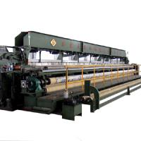 Large picture compress felt weaving machine