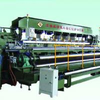 Large picture filter cloth loom