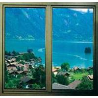 Large picture aluminum window