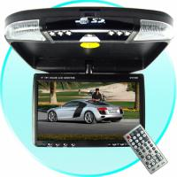 Large picture Car Roof Mounted Multimedia DVD System with 9 Inch