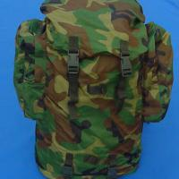 Large picture Military Camouflage Backpack sleeping bags tents