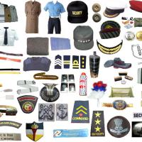 Large picture Military Supplies garment uniform clothes