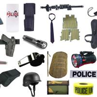 Large picture Police Supplies Uniform Garment Clothes Sweater