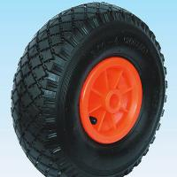Large picture rubber wheel