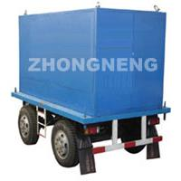 Large picture Mobile transfomer oil filtration machine/ purifier