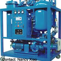Large picture Turbine lubricating oil recondition machine/filter