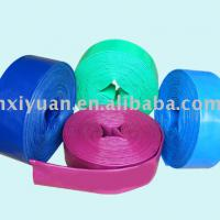 Large picture pvc lay flat hose