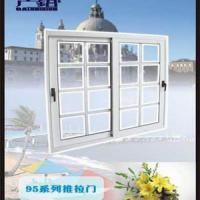 Large picture sliding door