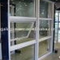 Large picture curtain walls