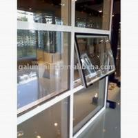 Large picture aluminum curtain wall