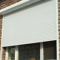 Large picture rolling shutter