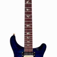 Large picture electric guitar LPR-23 Q