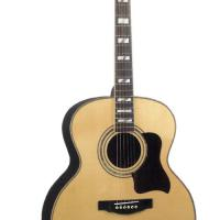 Large picture acoustic guitar LJG-27 R