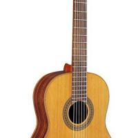 Large picture classical guitar LCG-28 R