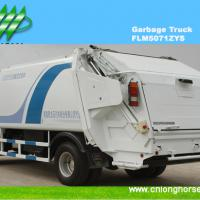 Large picture Compress Refuse Truck,Compressible Garbage Truck
