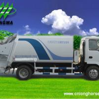 Large picture Compressing Refuse Truck,Compression Garbage Truck