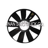 Large picture HOWO parts Cooling Ring Fan