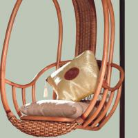 Large picture Indoor rattan hanging chair (2)