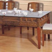 Large picture Indoor rattan dinning room furniture (1)