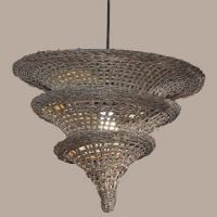 Large picture Indoor rattan hanging lamp (1)
