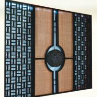 Large picture Indoor rattan screen (3)