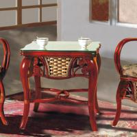 Large picture Indoor rattan coffee shop furniture (3)