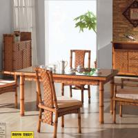 Large picture Indoor rattan dinning room furniture (4)