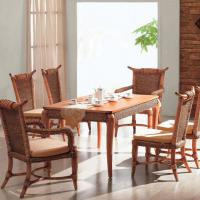 Large picture Indoor rattan dinning room furniture (5)