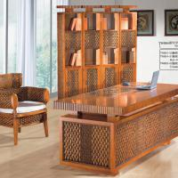 Large picture Indoor rattan office furniture