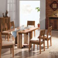 Large picture Indoor rattan dinning room furniture (6)