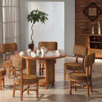 Large picture Indoor rattan dinning room furniture (7)