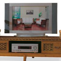 Large picture Indoor rattan cabinet (5)