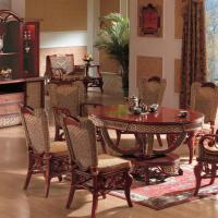 Large picture Indoor rattan dinning room furniture (8)