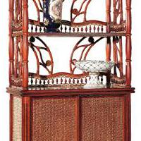 Large picture Indoor rattan cabinet (6)